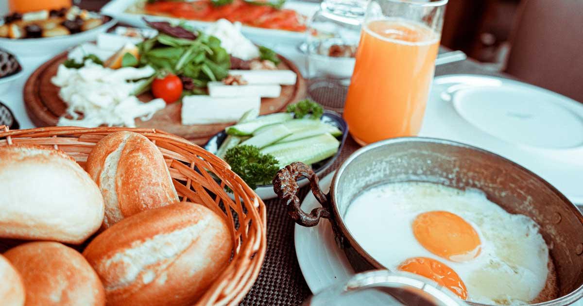 buona colazione