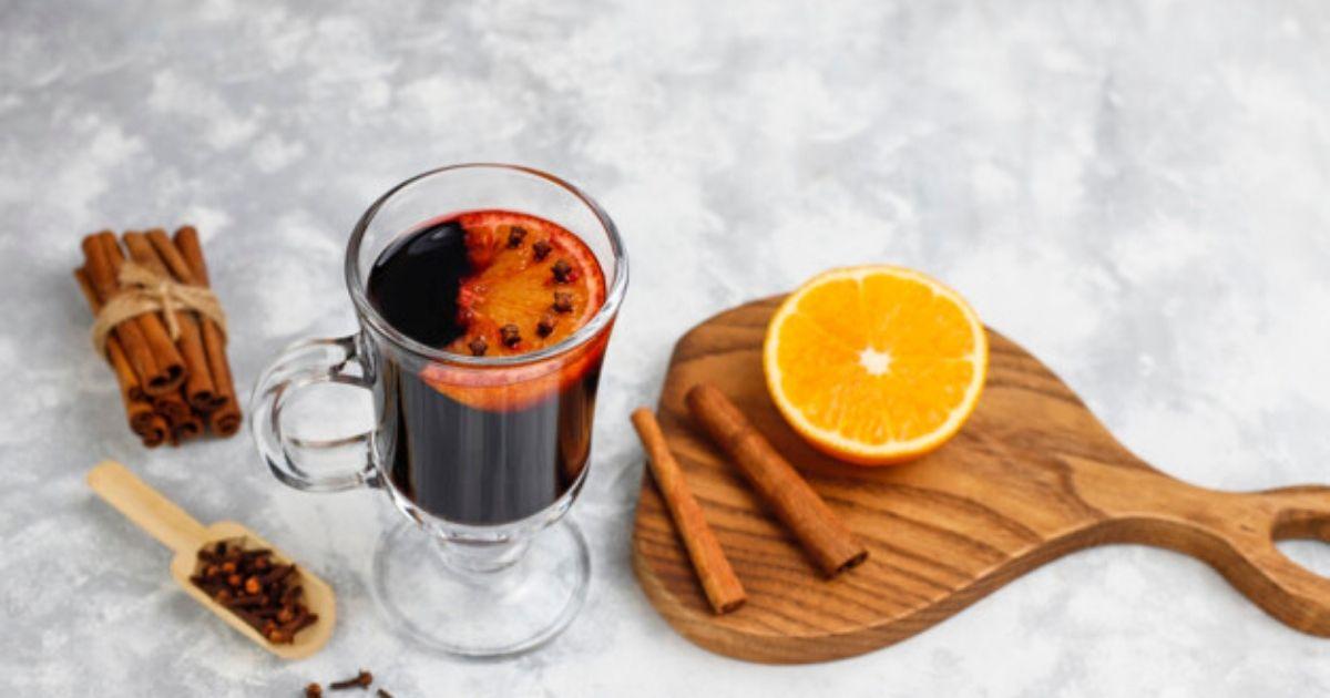 Punch arance e rhum