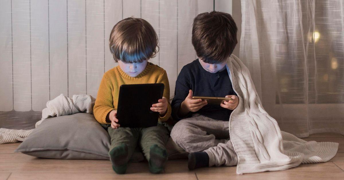 Sedentarietà e bambini